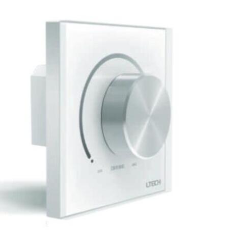 LTECH E61 Dimming Knob Panel Controller