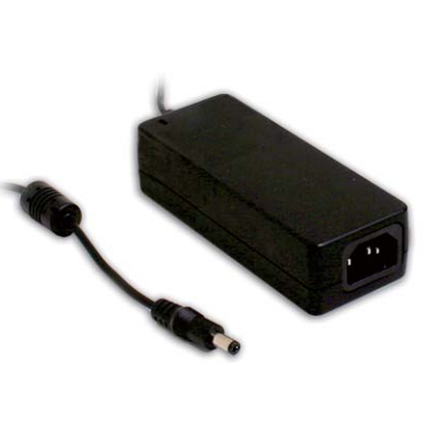 GS40 40W AC-DC Mean Well Industrial Adaptor Power Supply