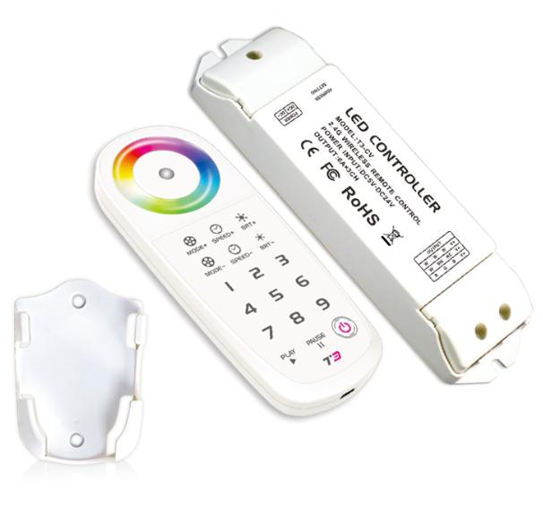 LTECH T3 Remote Control+T3-5A/CV/CC Receiving Controller