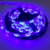 16.4Ft 150Leds Blue 5050 Waterproof Flexible LED Strip Light 12V