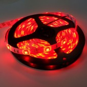 12V 5 Meters 150Leds 5050 Waterproof Red Flexible LED Strip Light
