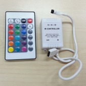 24 Keys Common Cathode RGB LED Controller