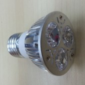 3W E27 LED Spotlight White/Warm White Lamp Bulb Light