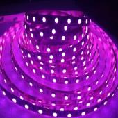 5 Meter 300 Leds 5050 Purple LED Flex Strip Light Non-Waterproof