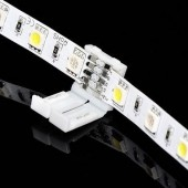 5 Pin Non-soldered Connector For 5050 RGBW LED Light Strip