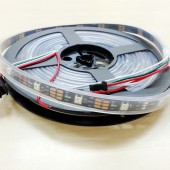 5M 5V WS2811 Programmable RGB LED Strip 150ICs Intelligent light