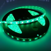 5M Green IP65 SMD 5050 Flexible LED Strip 300LEDs 12V