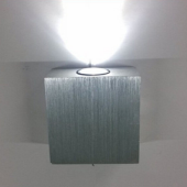 AC85-265V Wall Mounted 1X3W LED Wall Lamp Home Decoration Light