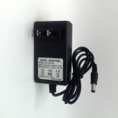 AC 110V 240V Converter DC 24V 1A EU Plug US Plug Power Supply Adapter