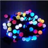 Christmas Tree Decoration String Light Ball Shaped 5M 50Leds