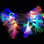 Fairy Lights 10M 100 LED Optical Fiber Christmas Light String