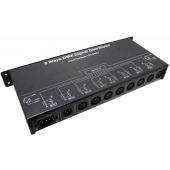 Leynew DMX128 Signal Distributor Output 8channels LED Controller