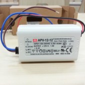 Mean Well 12W Single Output Switching Power Supply APV-12 Series