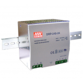 DRP-240 240W Mean Well Single Output Industrial DIN RAIL Power Supply