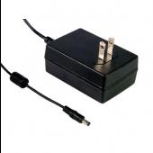 GST25U 25W Mean Well High Reliability Industrial Adaptor Power Supply