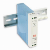 MDR-10 10W Mean Well Single Output Industrial DIN Rail Power Supply