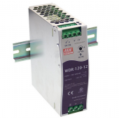 WDR-120 120W Mean Well Single Output Industrial DIN RAIL Power Supply