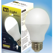 Mi.light 6W 2.4G E27 Color Temperature Adjust Dual FUT017 White LED Bulb Lamp