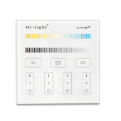 Mi.Light Touch Panel LED Remote Controller B2 4-Zone CCT Adjustable