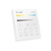 Mi.Light Touch Panel Remote Controller CCT Adjustable T2 4-Zone