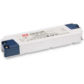 PLM-40 Series Mean Well 40W Single Output LED Power Supply