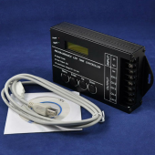 TC420 Programmable LED Time Controller 5Channel 20A DC12V to 24V